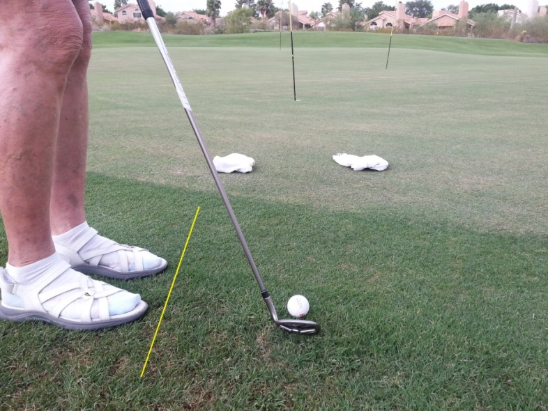 Chipping with Intention