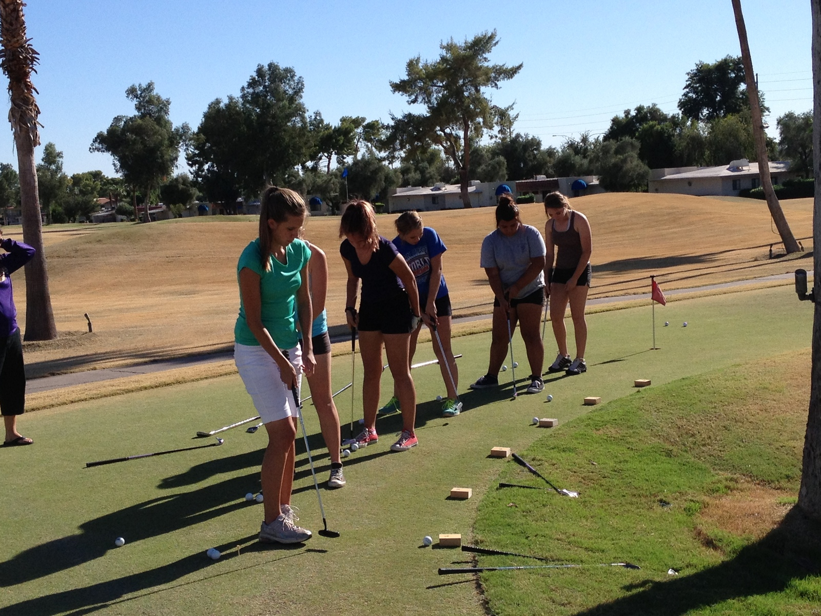 Mesa Girls Golf